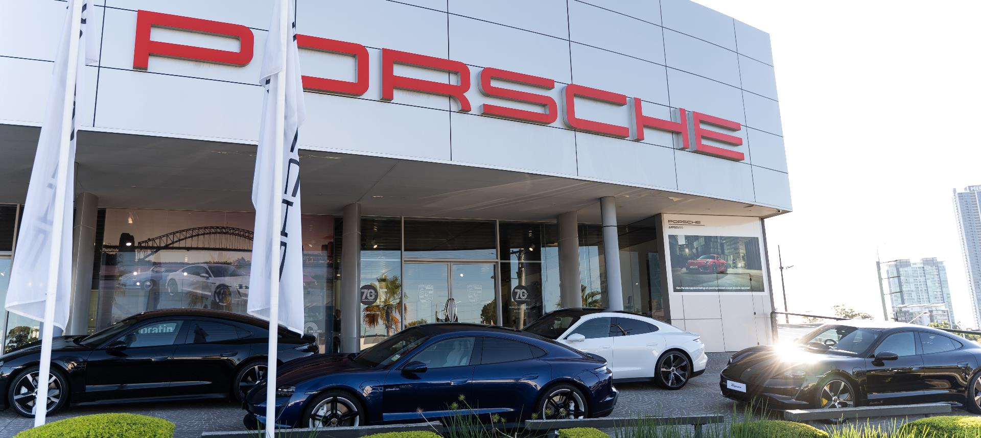 About Porsche Centre Gold Coast