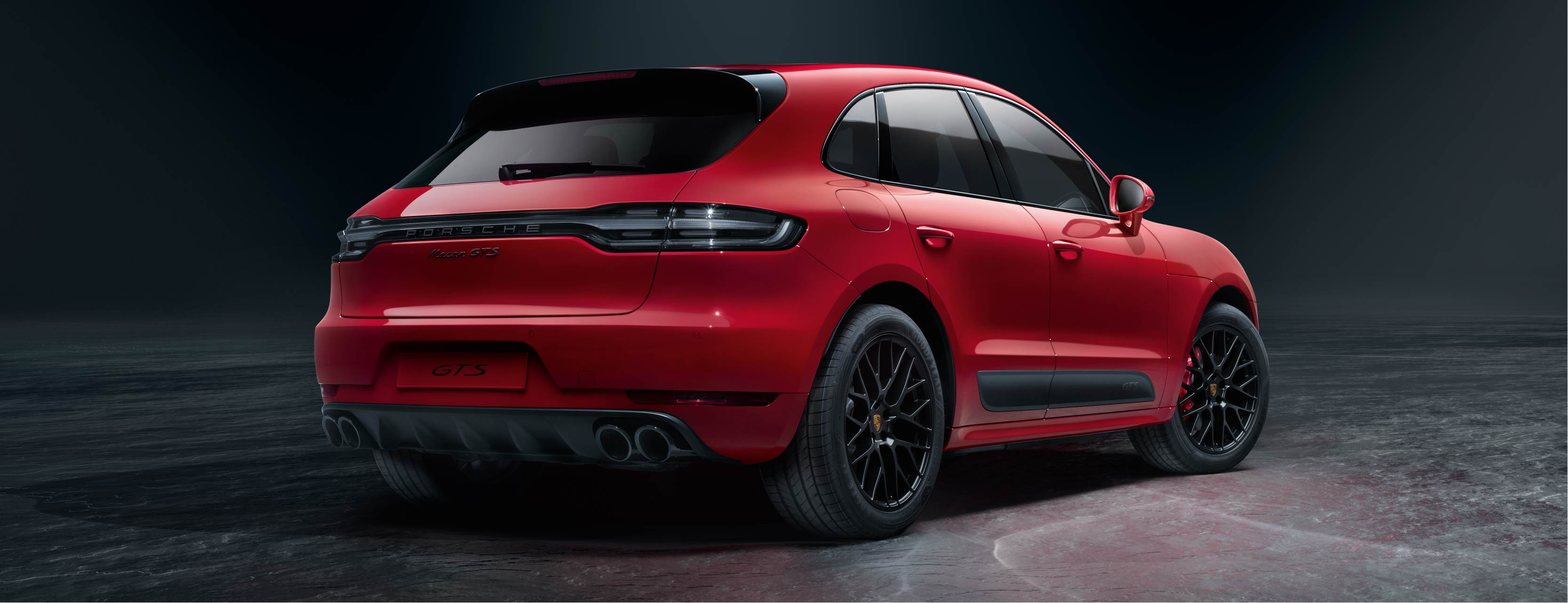 Build your Dream Macan GTS - Competition